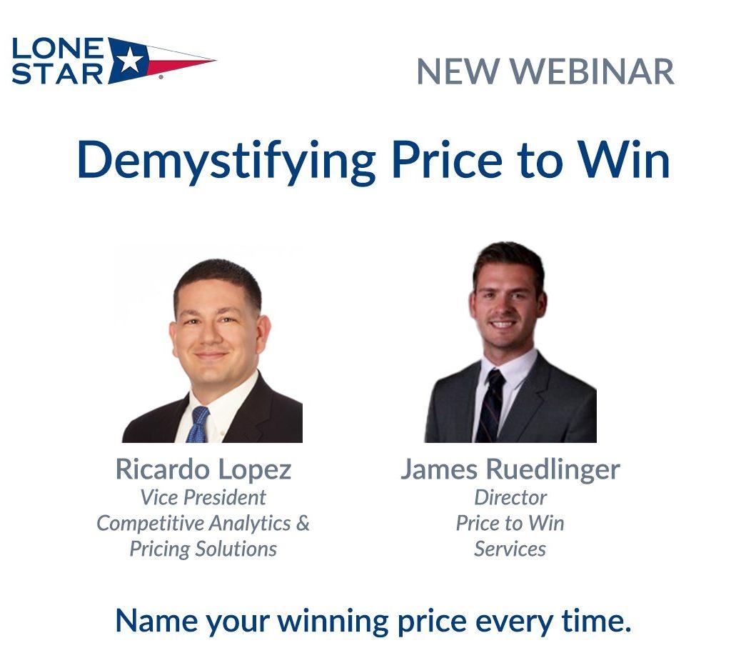 Demystify Price to Win Analysis